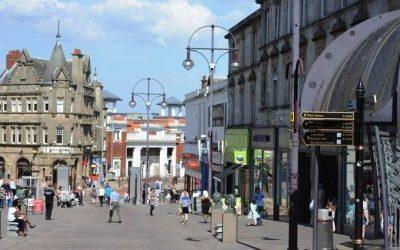 Town Centre Wi-Fi – The Rapier Way