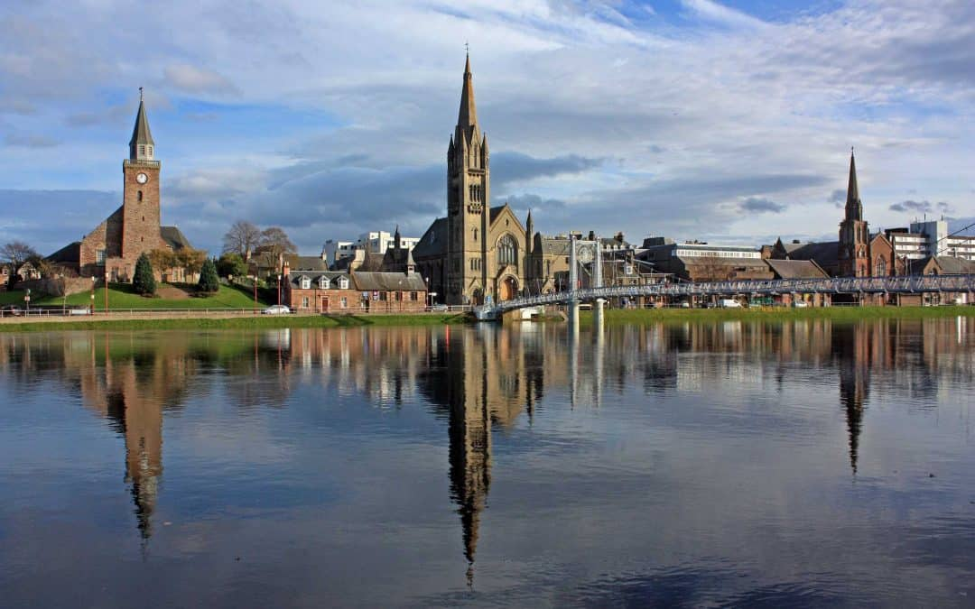 Rapier Delivers State-of-the-art WiFi to Inverness City Centre