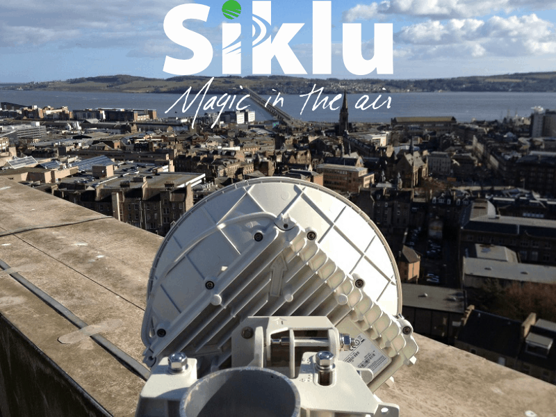 Unbeatable Siklu Ultrafast Wireless Offer